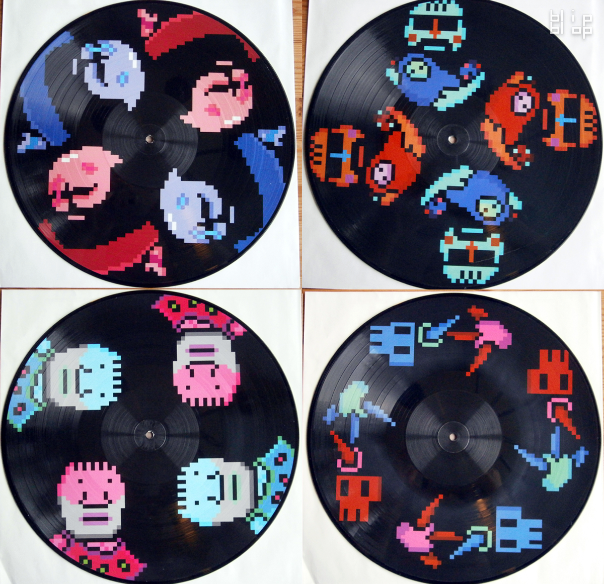 LISA - Picture Discs