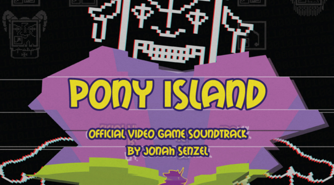 Pony Island - Front Cover