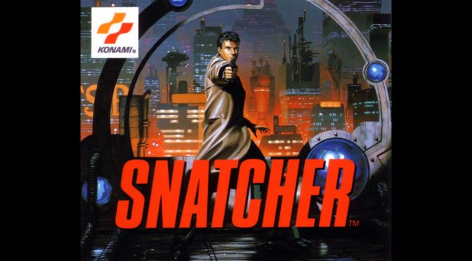 Snatcher preorders from Ship To Shore PhonoCo. are up now!