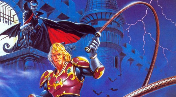 Castlevania II: Simon's Quest - Feature