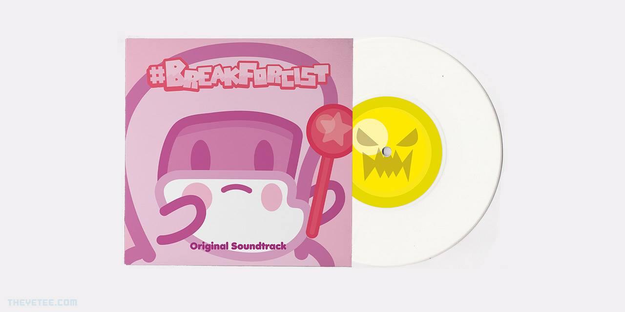 #Breakforcist - Front