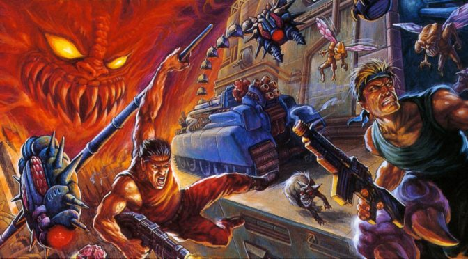 Contra III: The Alien Wars - Feature