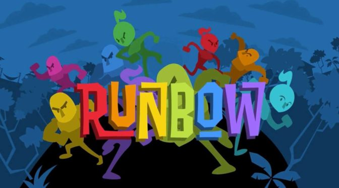 iam8bit to release the soundtrack to Runbow on vinyl