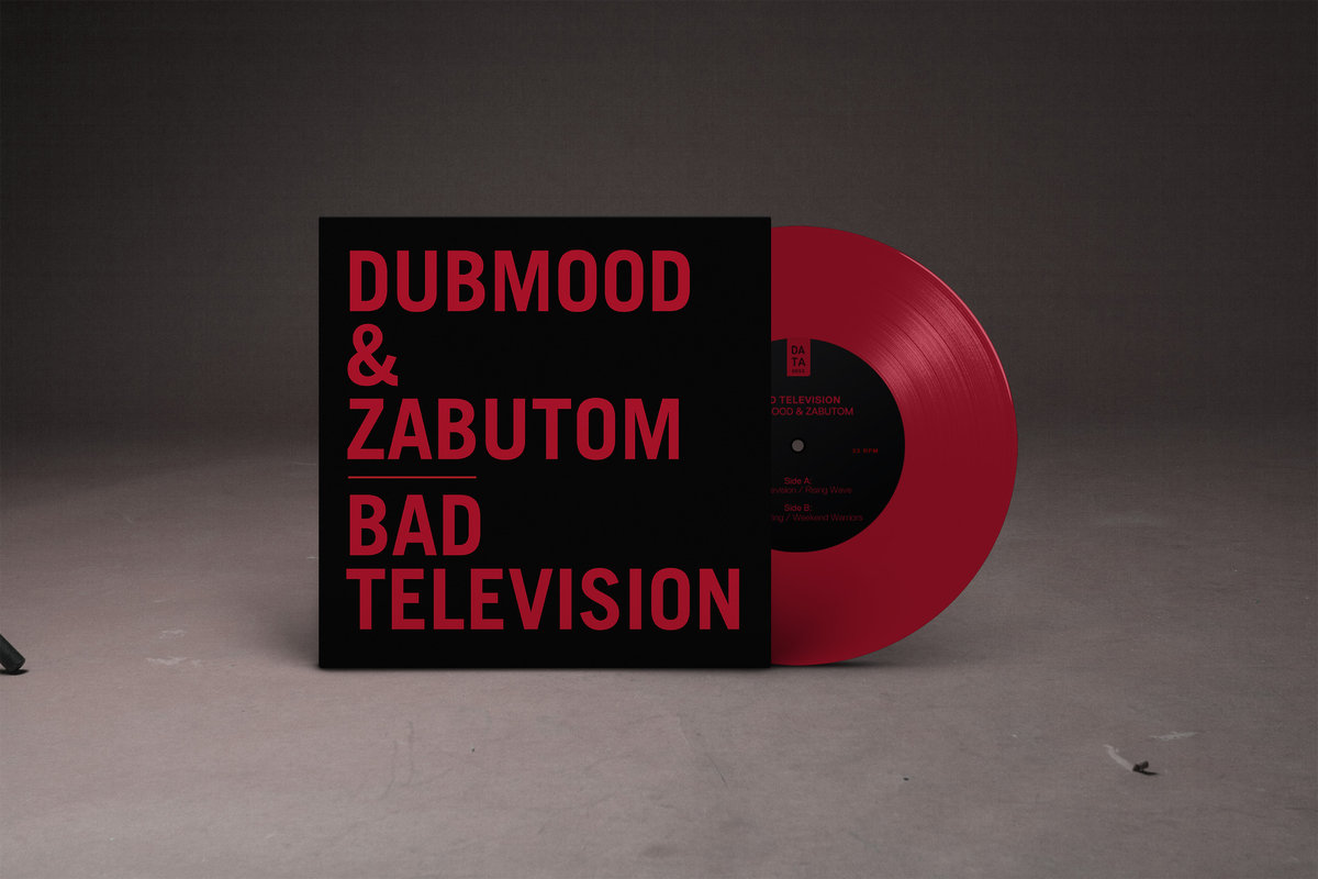 Bad Television - Front Cover
