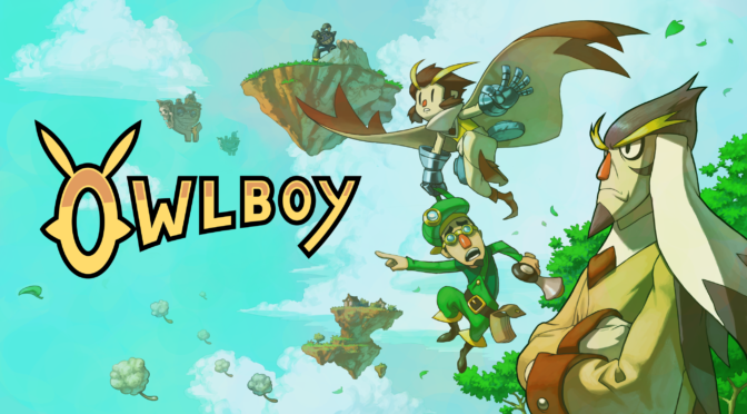 Owlboy - Feature