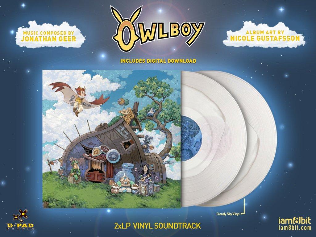 Owlboy - Front