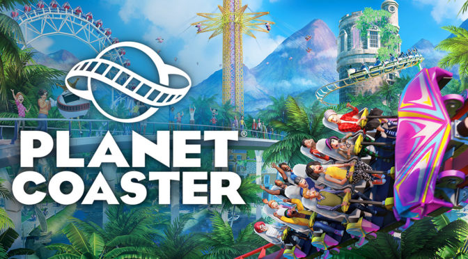 The Planet Coaster soundtrack to be released on vinyl by iam8bit