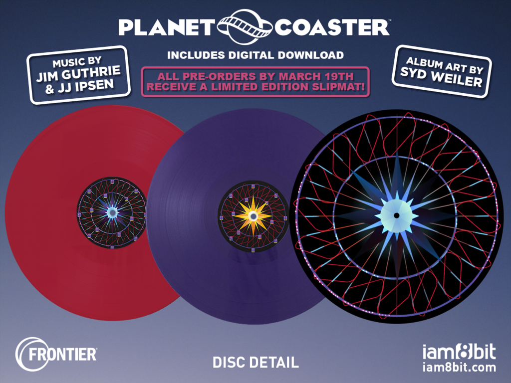 Planet Coaster - Records