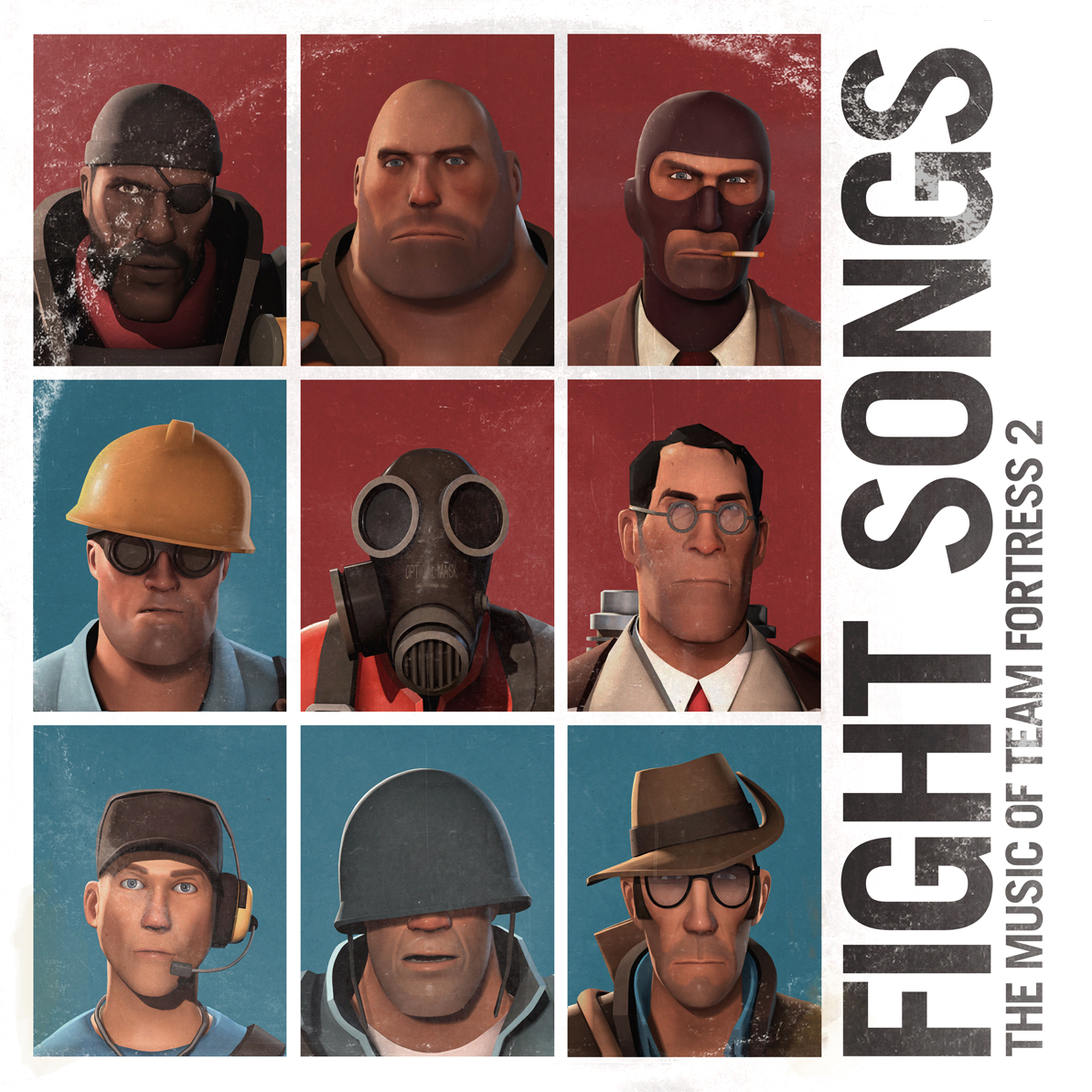 Team Fortress 2 - Cover