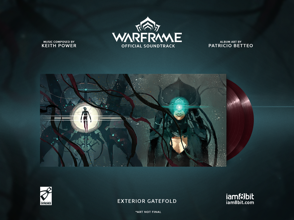 Warframe - Outer Gatefold