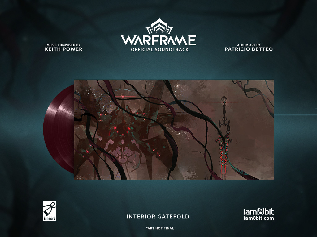 Warframe - Inner Gatefold