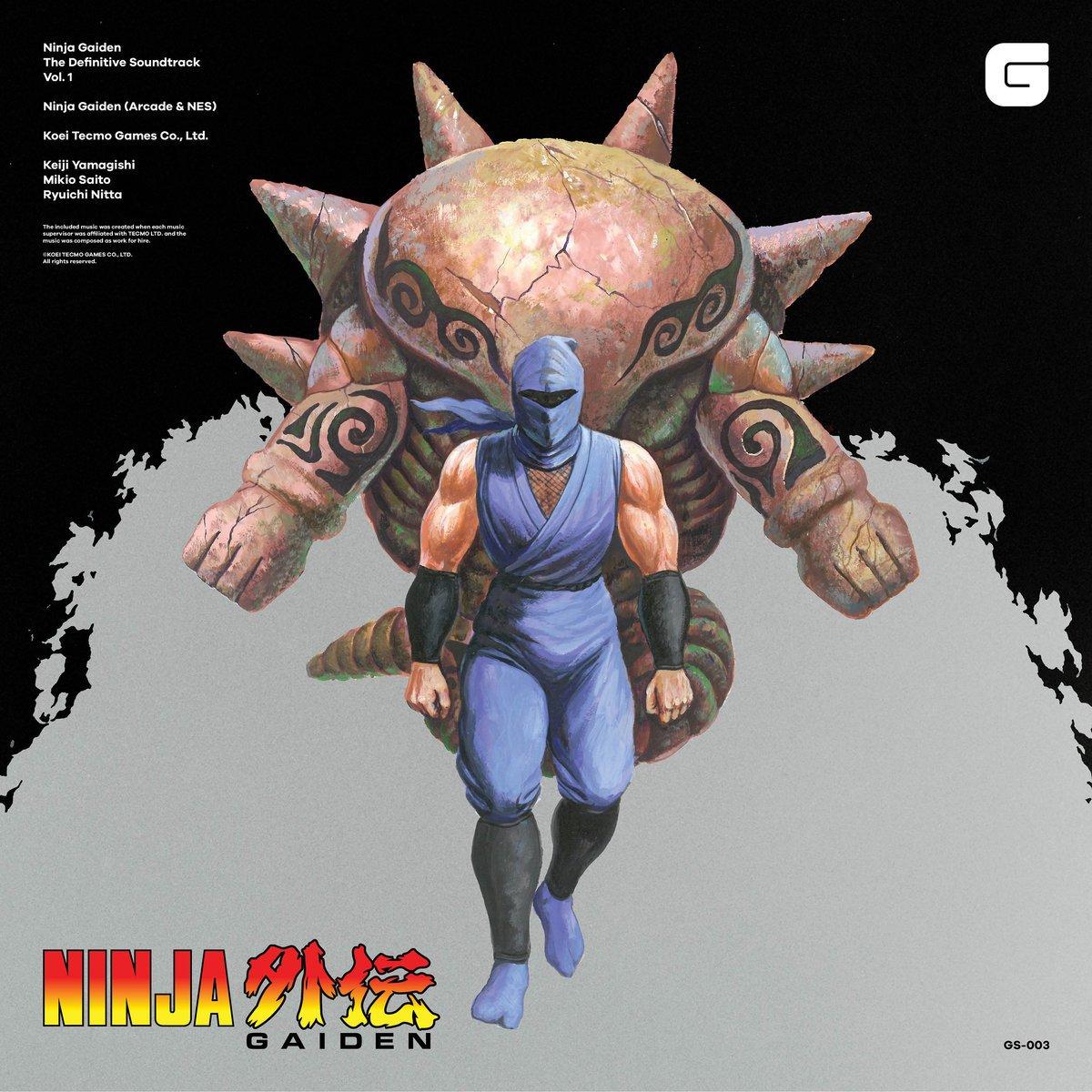 Ninja Gaiden Vol. 1 - Front