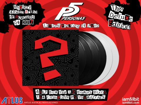 Persona 5 - Deluxe Edition