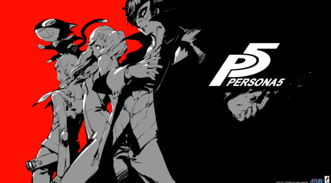 iam8bit is bringing the Persona 5 soundtrack to vinyl