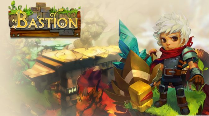 Supergiant Games is putting out their Bastion soundtrack on vinyl