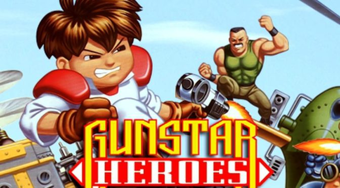 Gunstar Heroes - Feature