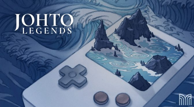 iam8bit releasing 2LP of the arranged Pokémon Gold & Silver recording, Johto Legends