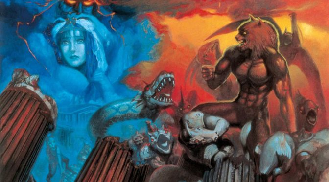 Data Discs will be releasing the Altered Beast soundtrack on vinyl