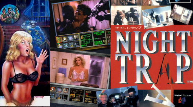 Night Trap - Feature