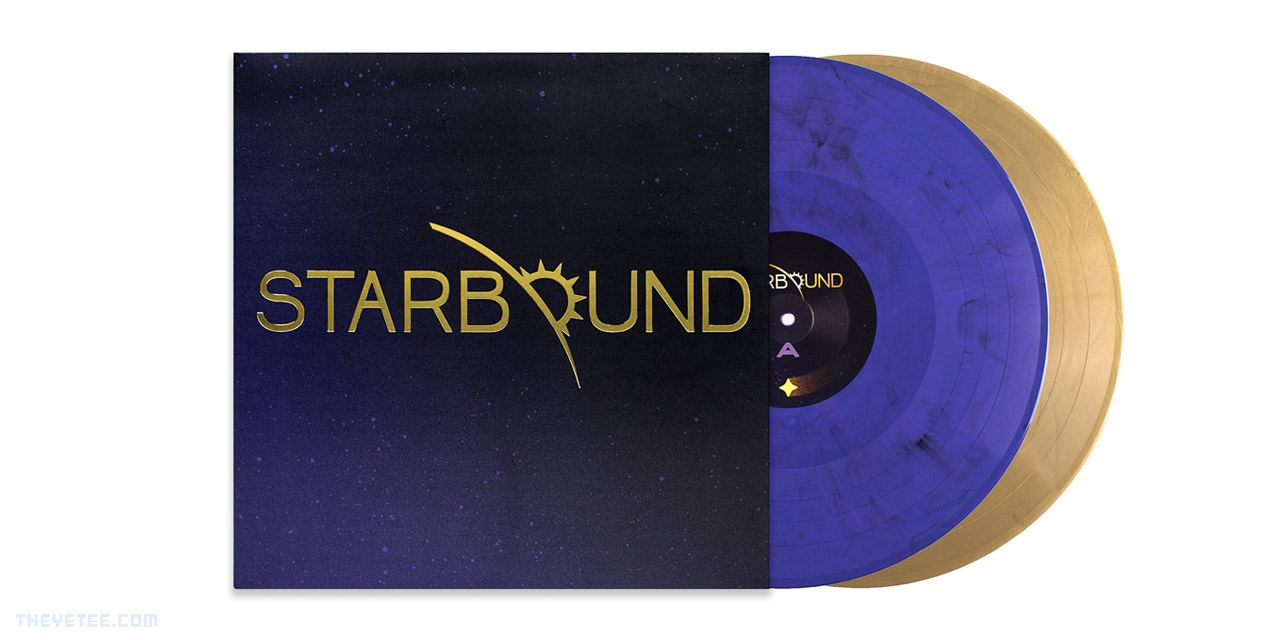 Starbound - Front Cover + Records