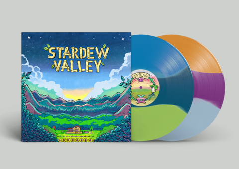 Stardew Valley - Front + Records