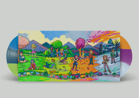 Stardew Valley - Gatefold