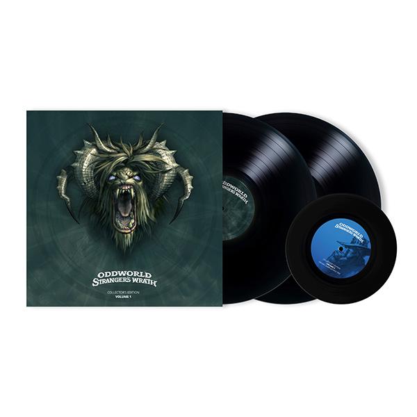 Oddworld: Stranger's Wrath - Black Vinyl