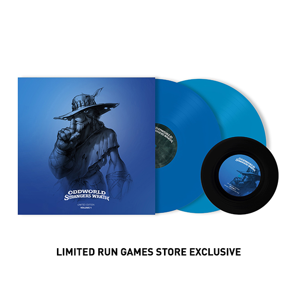 Oddworld: Stranger's Wrath - Limited Run Games Variant