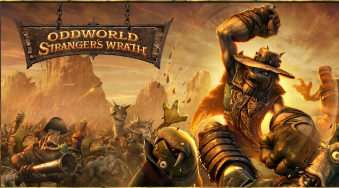 Oddworld: Stranger's Wrath 2LP preorders up via Black Screen Records now