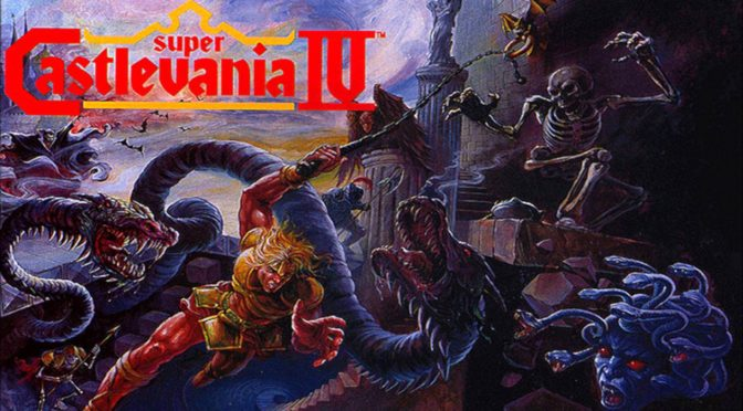 The Super Castlevania IV vinyl soundtrack will be released by Mondo this week