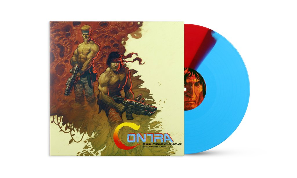 Contra - Front + Record