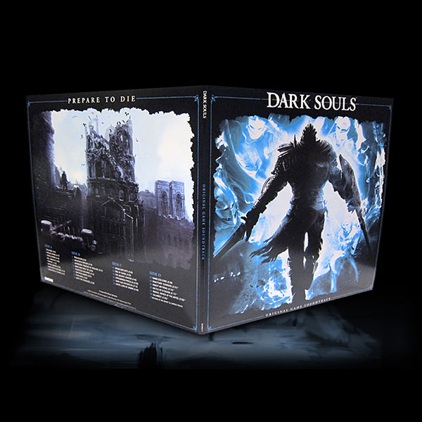 Dark Souls - Front & Back
