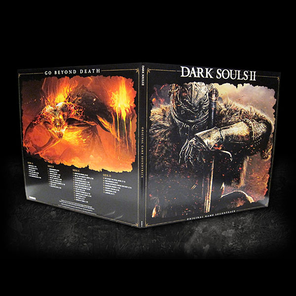 Dark Souls 2 - Front & Back
