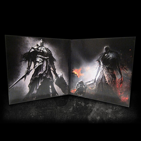 Dark Souls 2 - Gatefold