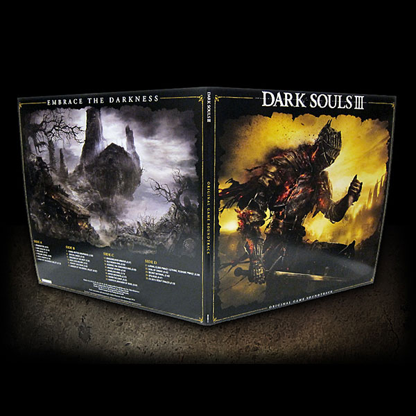 Dark Souls 3 - Front & Back