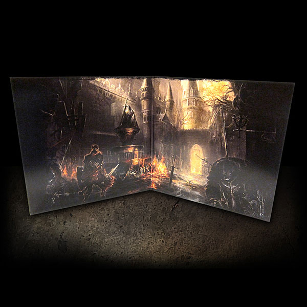 Dark Souls 3 - Gatefold