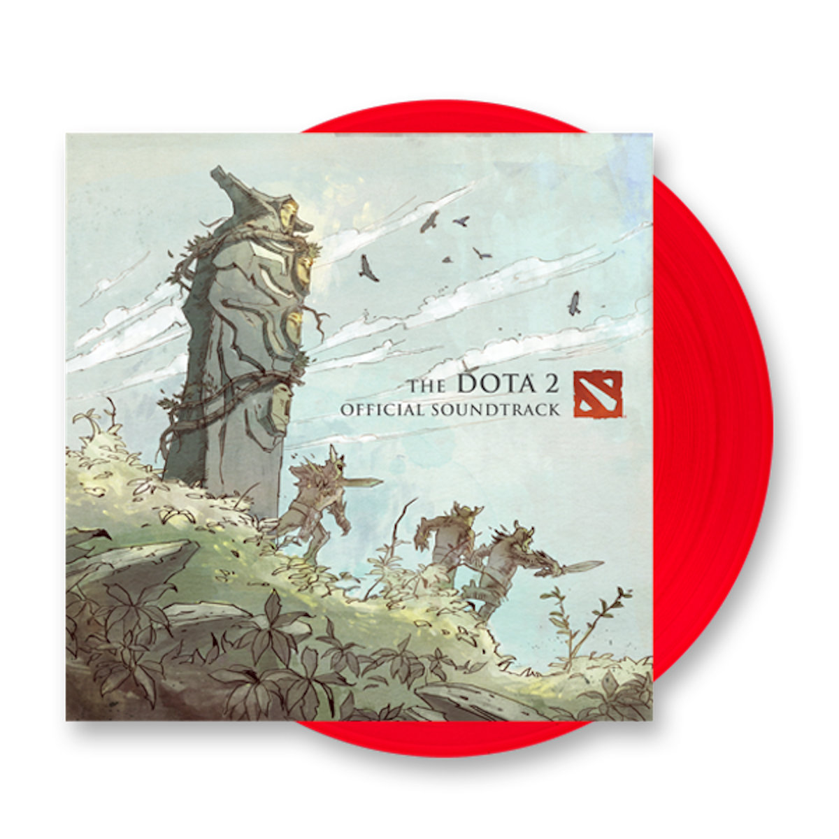 DOTA 2 - Front + Record