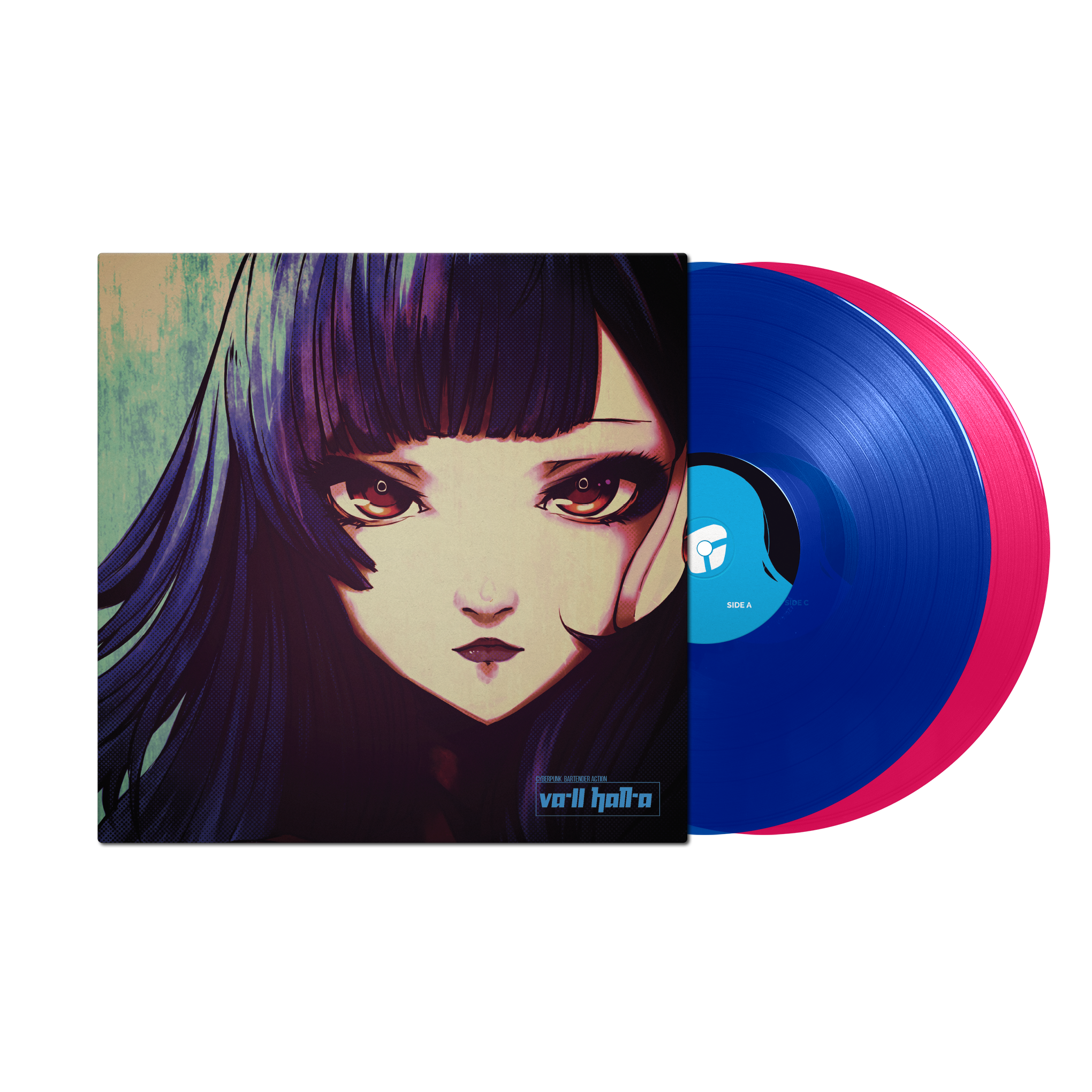 VA-11 HALL-A - Front & Records