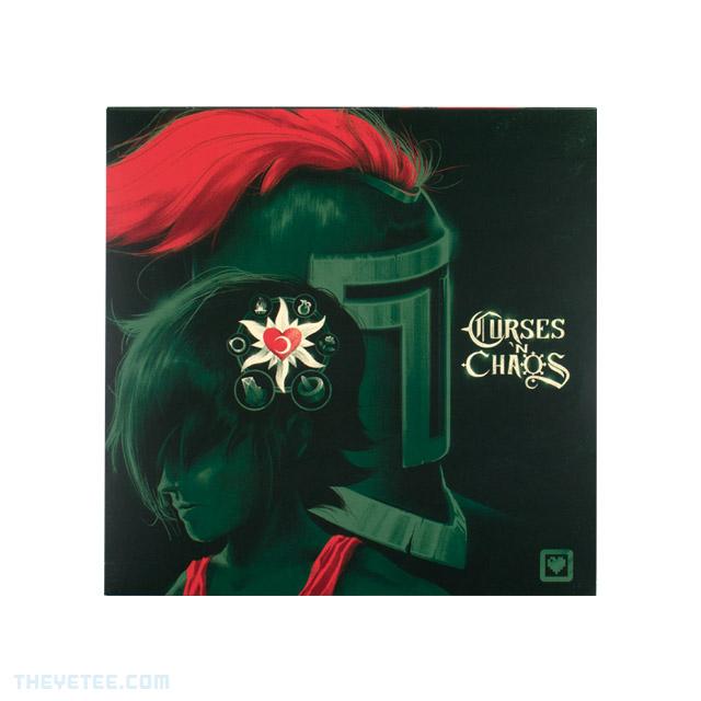 Curses N Chaos - Front