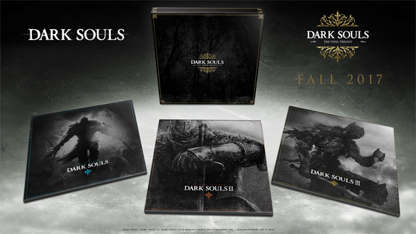 Dark Souls Trilogy - Box + Jackets