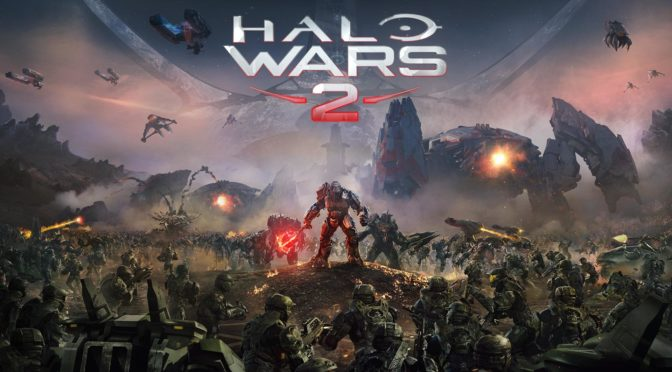 The Halo Wars 2 soundtrack is getting released on vinyl