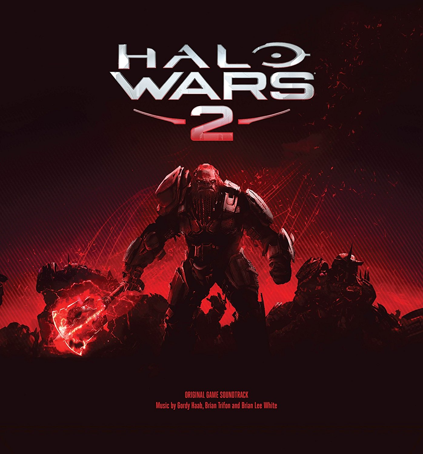 Halo Wars 2 - Front Cover