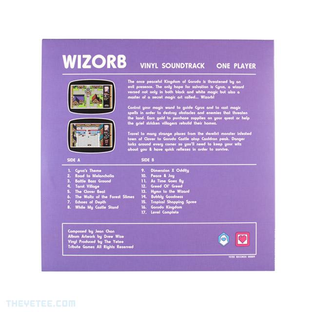 Wizorb - Back