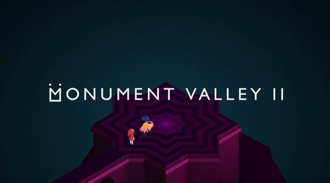 iam8bit is bringing the Monument Valley II soundtrack to vinyl