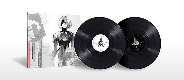NieR: Automata- Front + Records