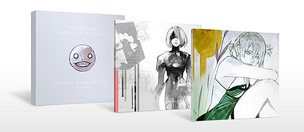 NieR Gestalt & Replicant / NieR: Automata - Box Set