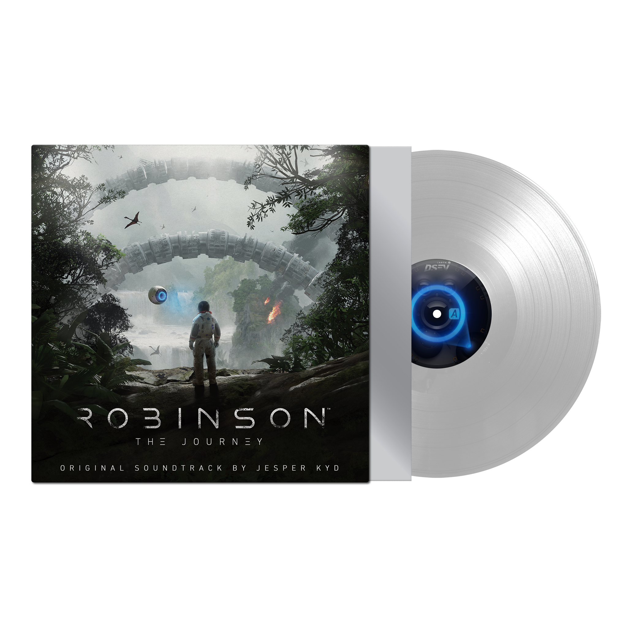 Robinson: The Journey - Front & Record