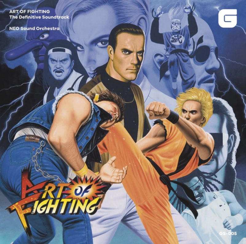 Art Of Fighting - Front