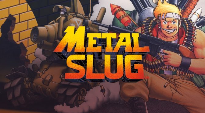 Data Discs partners with SNK for the Metal Slug vinyl soundtrack