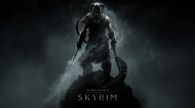 "iam8bit to release a ""Best Of"" Skyrim LP"